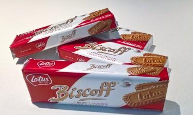 Biscoff again