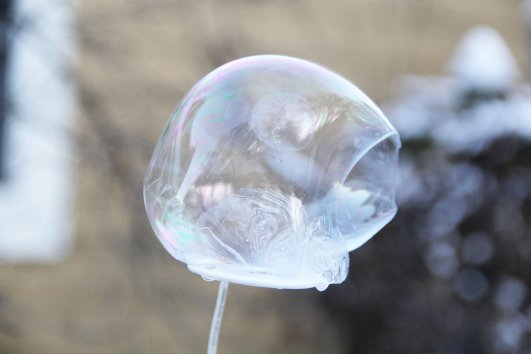 Frozen bubble 9